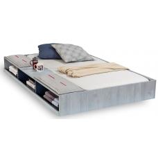 TRIO T-1305 выдвижная кровать, под матрас 90х190 CILEK