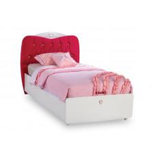 YAKUT YA-1705 Кровать с подъемным механизмом (без матраса), матрас 100х200см