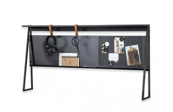 Dark Metal 1102 Надстройка к письменному столу CILEK