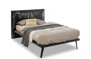 Кровать Dark Metal, 100x200