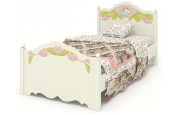 Детская кровать классика Эльфы AndyOlly