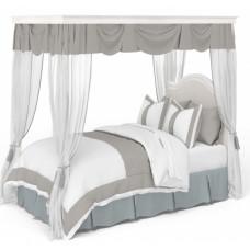 Детская кровать с балдахином Прованс Cleveroom