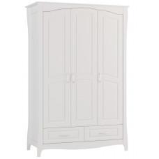 ШАНДЕЛЬ Шкаф с 3-мя дверьми и 2-мя ящиками малый Ш-13 (Миларосо)