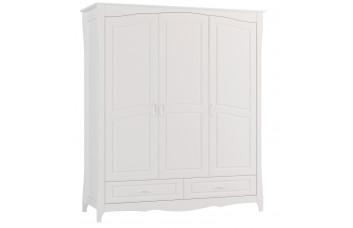 ШАНДЕЛЬ Шкаф с 3-мя дверьми и 2-мя ящиками большой Ш-14 (Миларосо)