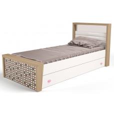 Детская кровать №3 MIX Розовый ABC-King