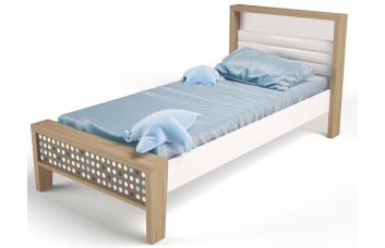 Детская кровать №1 MIX Голубой ABC-King