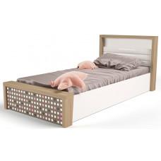 Детская кровать №5 MIX Розовый с под.механизмом ABC-King
