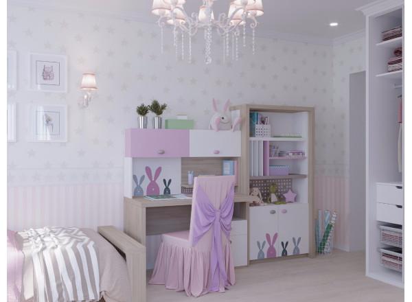 Детская комната MIX Bunny Розовая ABC-King
