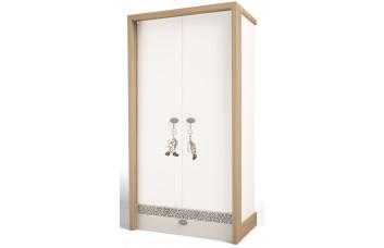 Детский шкаф 2-х дверный MIX Ловец Снов №1 ABC-King