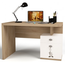 Детский стол без надстройки MIX Ловец Снов ABC-King