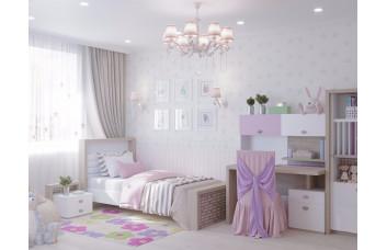 Детская комната MIX Розовая ABC-King