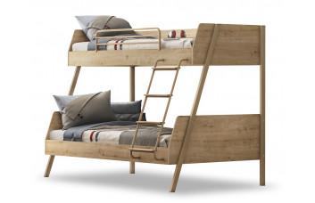 Кровать двухъярусная Mocha 90х200, 120х200