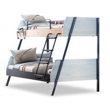 Trio Кровать двухъярусная, сп. м. 90х200, 120х200 CILEK