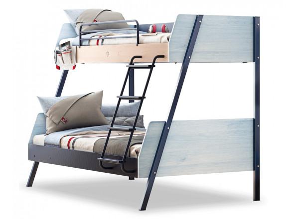Двухъярусная кровать Trio