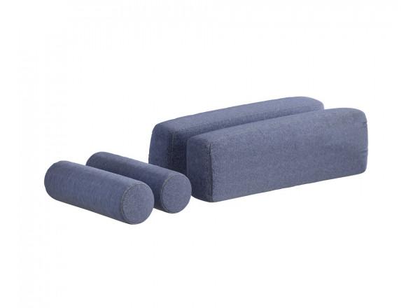 Подушки для кровати-софы голубые CILEK