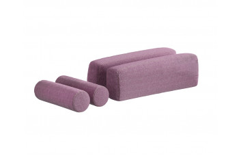 Подушки для кровати-софы розовые CILEK