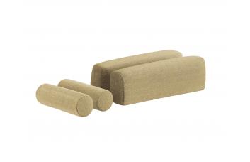 Подушки для кровати-софы зеленые CILEK