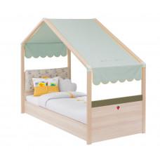Детская кровать Montessori, 80х180 CILEK