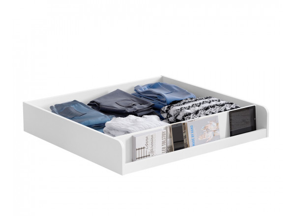White Ящик для кровати-софы CILEK
