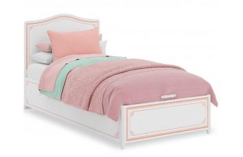 Кровать с подъемным механизмом Selena Pink