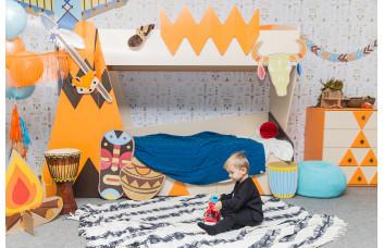 Детская комната Апачи Мандарин