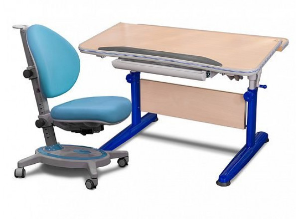 Комплект Mealux парта Sydney + кресло Stanford