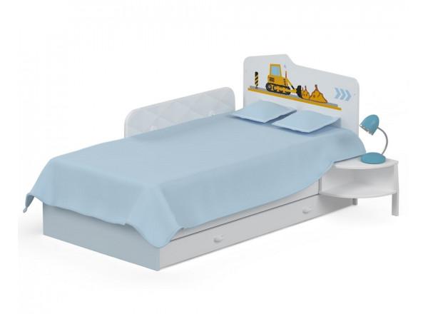 Кровать  Builder Меблик
