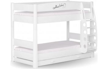Кровать 2-ярусная 90x190 Фэшн Grey  от Меблик
