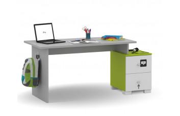 Письменный стол Микс 125 Янг Grey Меблик