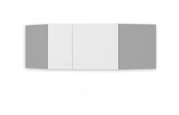 Антресоль углового шкафа UNI Grey Меблик