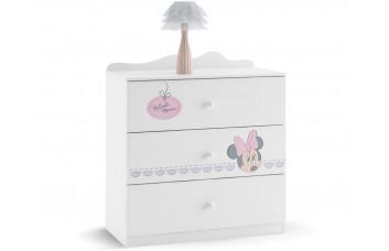 Комод 90 Minnie Mouse Меблик