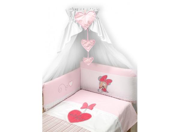 Постельное белье для младенцев Minnie Mouse МЕБЛИК
