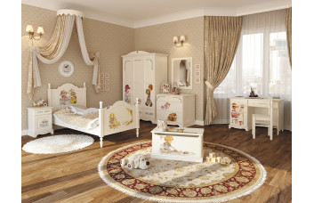 Детская комната Любимая сказка Французские мотивы Артим