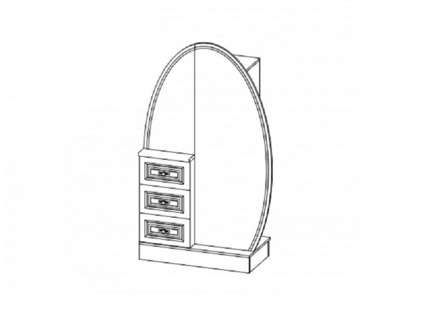 Шкаф комбинированный СП-001-10