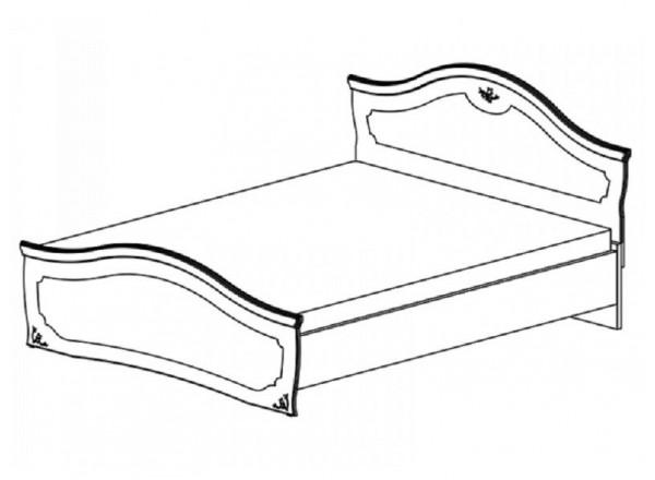 Кровать СП-002-12