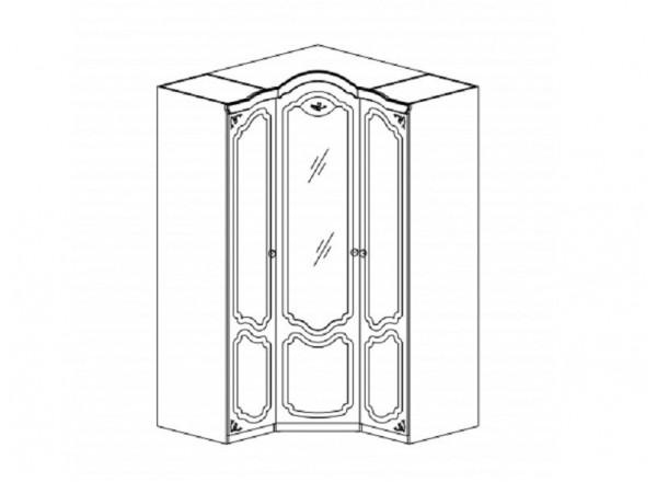 Шкаф для одежды СП-002-18