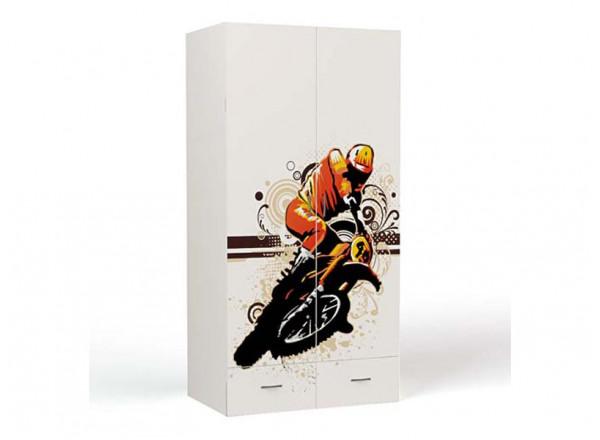 Шкаф 2-х дверный Moto