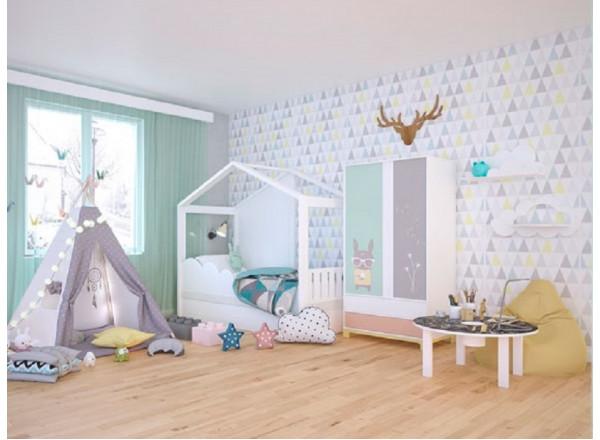 Детская комната FUNNY BUNNY CLEVEROOM