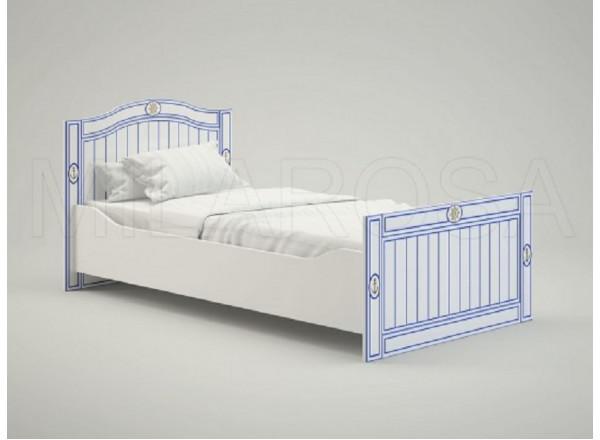 Детская кровать Миларосо Капитан К-02