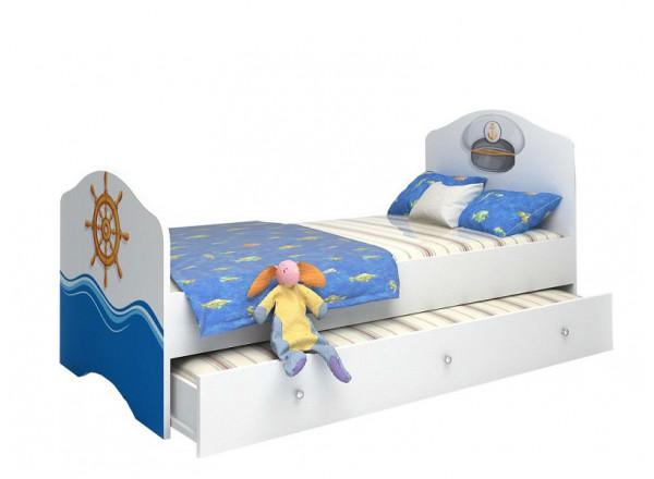 Выкатная кровать-ящик ABC-King (Адвеста)