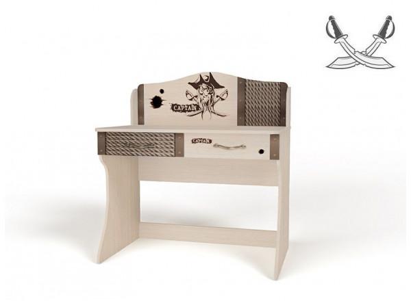 Стол без надстройки Pirat ABC-KING