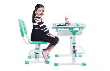 Детская парта-трансформер и стульчик FunDesk Colore