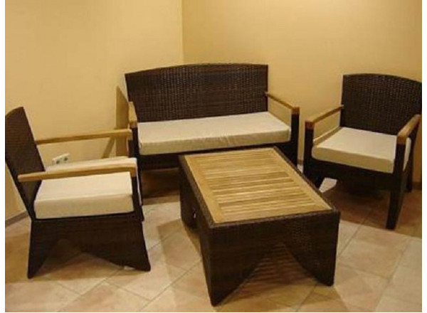 Плетеная мебель GARDA-1083