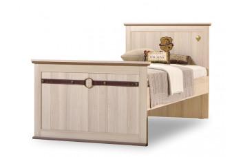 Royal Кровать 1308 L, сп. м. 100х200 (без матраса) CILEK