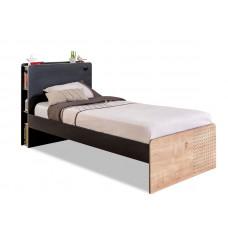Кровать Black L, 100x200