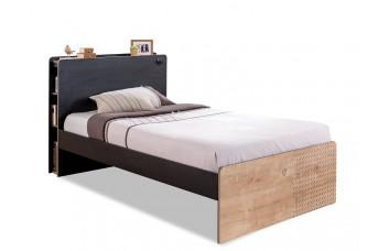 Кровать Black XL, 120x200