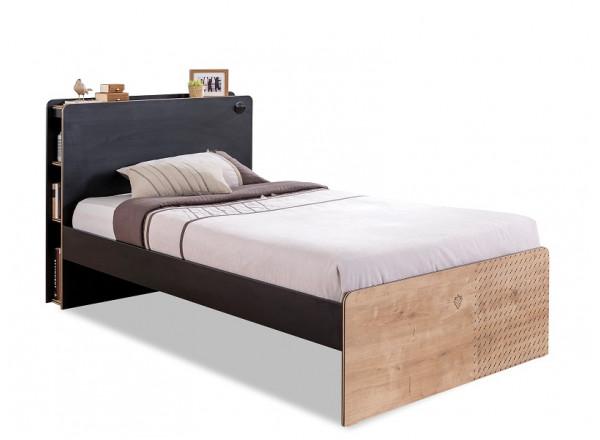 Детская кровать BLACK 1303 СП. М. 120х200 Cilek