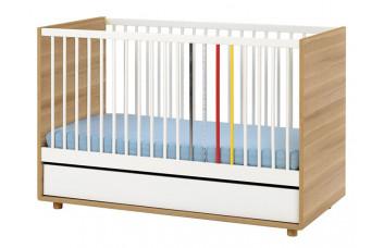 Детская кроватка 120х60 EVOLVE