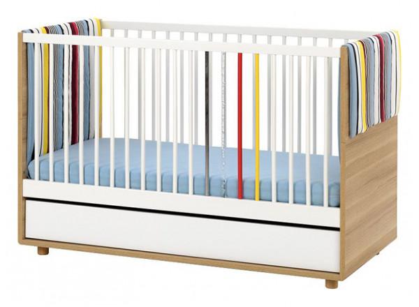 Детская кроватка трансформер 140х70 EVOLVE
