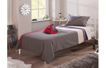 AKS-4410 Комплект Trio (покрывало двухстороннее 170x230 см, 2 декоративные подушки)